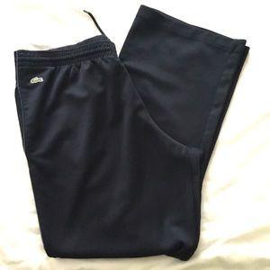 Lacoste Sport Mens Athletic Pants Size 6 - Large
